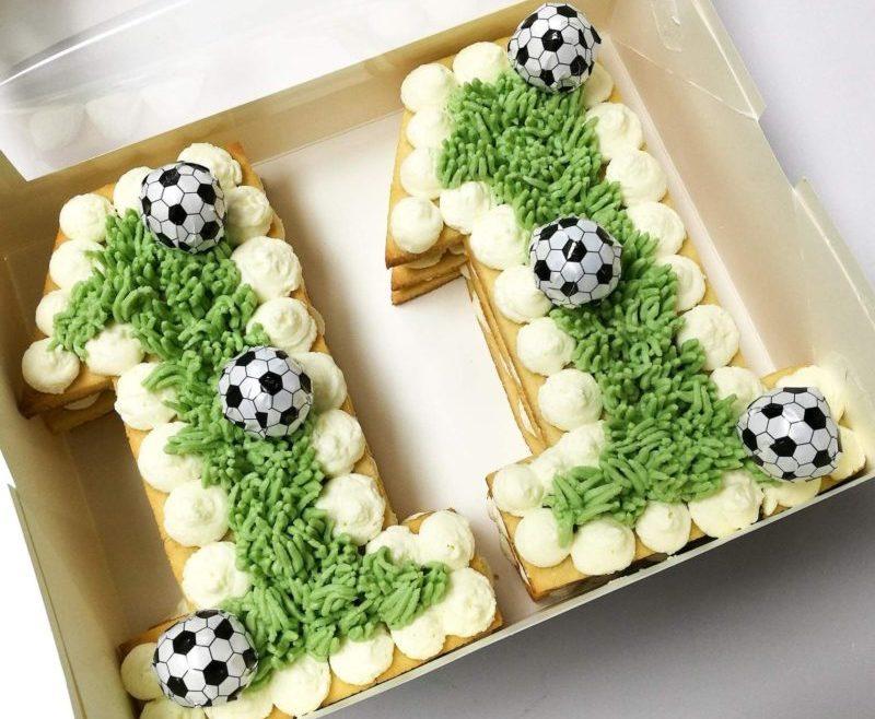Торт цифра для мальчика: очень сочный и красивый тортик для ваших сыновей 1