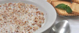 Гречневая каша на молоке: вкусная каша как из печки без особых хлопот 16