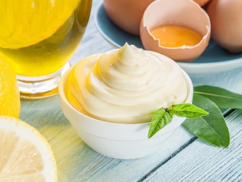 Крем с лимоном