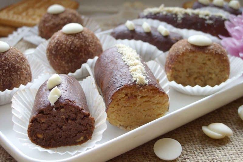 Пирожное из сухарей: вкуснейшая порционная сладость завоюет вашу кухню 1