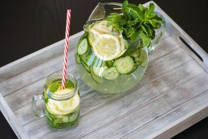 Вода сасси: вкусный и освежающий напиток для похудения 1