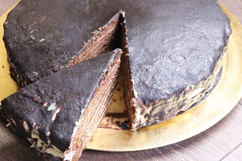 Торт Спартак. Самый удачный и вкусный рецепт