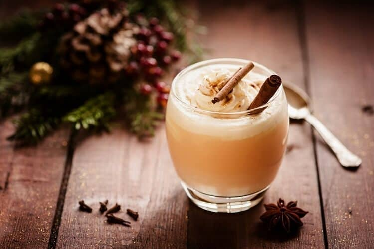 Эгг-ног: традиционный рождественский напиток в Америке и Европе 1