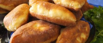 Быстрые пирожки без дрожжей: выпечка получается мягкой, пышной и воздушной 2