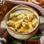 Дюшбара: суп с крошечными пельменями, который обладает лечебным эффектом 13
