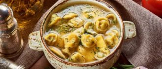 Дюшбара: суп с крошечными пельменями, который обладает лечебным эффектом 7