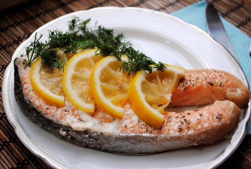 Лосось запечённые в фольге: благородный лосось-украшение любой трапезы 1