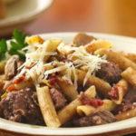 Макароны с мясом по-татарски: насыщенный вкус блюда порадует домочадцев 14