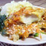 Минтай под сметано-чесночным соусом: отличное блюдо для питания детей 16