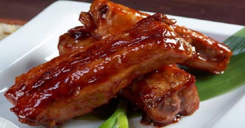 Мясо томлённое