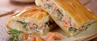 Пирог с рыбой в духовке: простой и сытный пирог с рыбой порадует семью и друзей 6