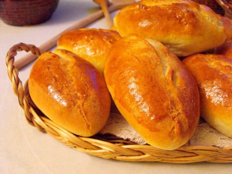 Пирожки с капустой без яиц: мягкие и аппетитные пирожки с любимой начинкой 1