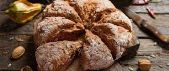 Содовый хлеб на кефире: вкусный и полезный хлеб без дрожжей 4