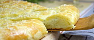 Сырное тесто: быстрый рецепт теста, которое подойдёт для выпечки и жарки 5