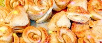 Творожные завитушки: все, кто их пробует, говорят, что в жизни не ели ничего вкуснее 5
