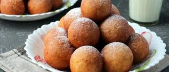 Творожные пончики в масле: это лакомство напомнит вам детство 3