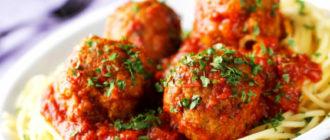 Тефтели в томатном соусе: армат и в кус этого блюда не передать словами 4