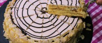 Роскошный торт Эстерхази. Очередной рецепт невероятно шикарного и вкусного торта 2