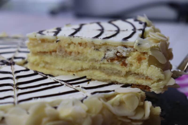 Роскошный торт Эстерхази. Очередной рецепт невероятно шикарного и вкусного торта