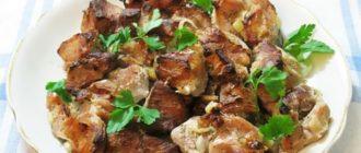 Шашлык на луковой подушке: побалуйте себя нежным мясом, вспомнив вкус шашлычков 7