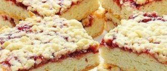 Тертый пирог на сметане: десерт получается более мягким и воздушным 3