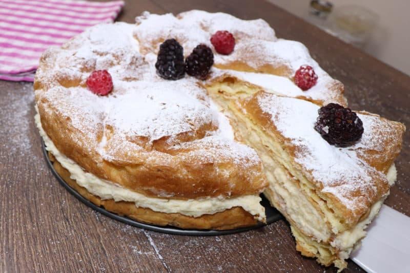 Торт Эклер или Карпатка. Самый удачный рецепт