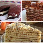 Торты в домашних условиях: 8 вкусных и нежных тортов на праздничный стол 19