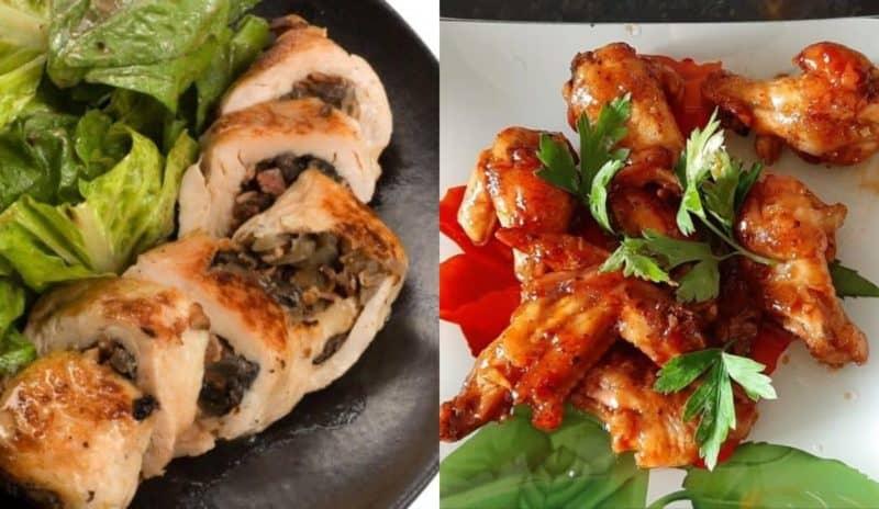 Блюда из курицы: 10 вкуснейших рецептов из любимой курочки 1