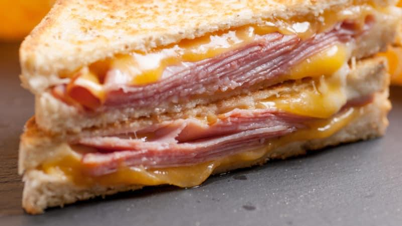 Вкусные и простые бутерброды