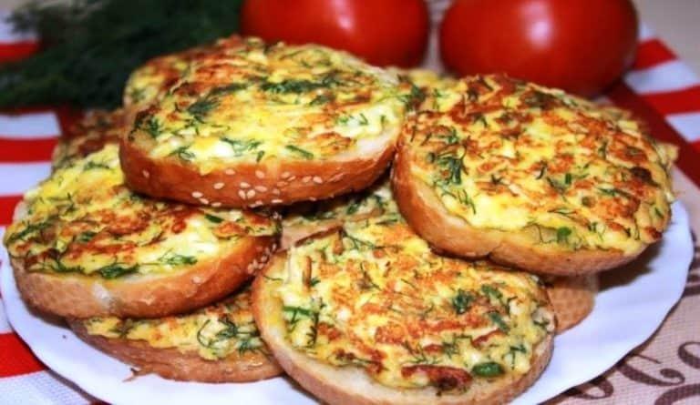 Вкусные и простые бутерброды. Палочка выручалочка на скорую руку 1