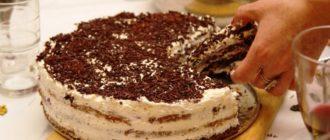 Домашний торт Наташа. Идеальная сладка выпечка, проверенная временем 2