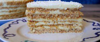 Домашний торт Пломбир. Для всех любителей торта Наполеон и Карпатка 10