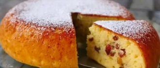 Рецепт пирога на сметане 11