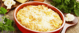 Запеканка из капусты с яйцом. Это простое блюдо точно не оставит вас равнодушным к запеканкам 5