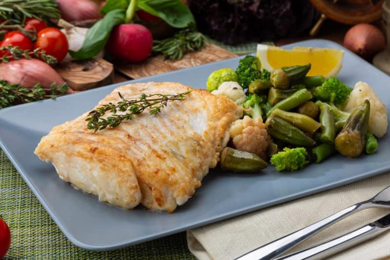 Запечённый минтай с горчицей. Сочная и ароматная рыбка, приготовленная в духовке 10