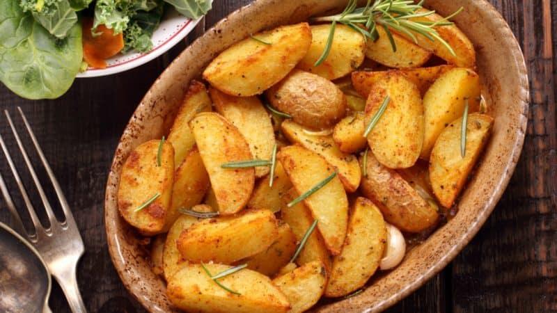 Картофель по-улановски. Овощное блюдо удивит вас своим оригинальным вкусом 10