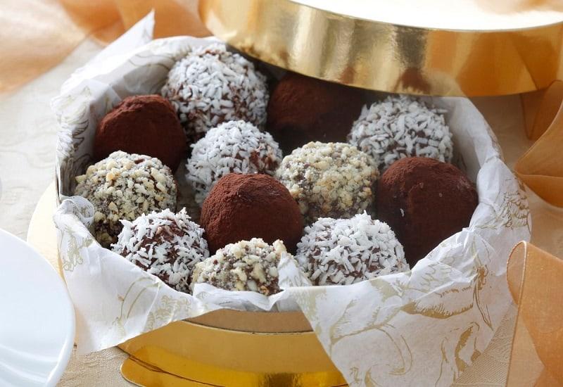 Конфеты из творога и какао. Отличное лакомство, которое я советую делать всем, кто следит за фигурой 4