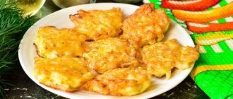Овощные медальоны. Простой рецепт приготовления очень вкусного и сытного блюда! 15