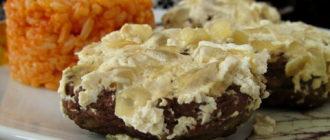 Печёночные котлеты по-варшавски. Это блюдо смело можно назвать - произведением искусства! 16