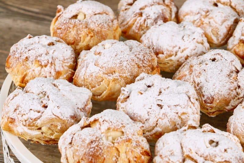 Пирожные Ленинградские. Воздушный, легкий, слоёно-заварной десерт. Вкусно до безобразия 8