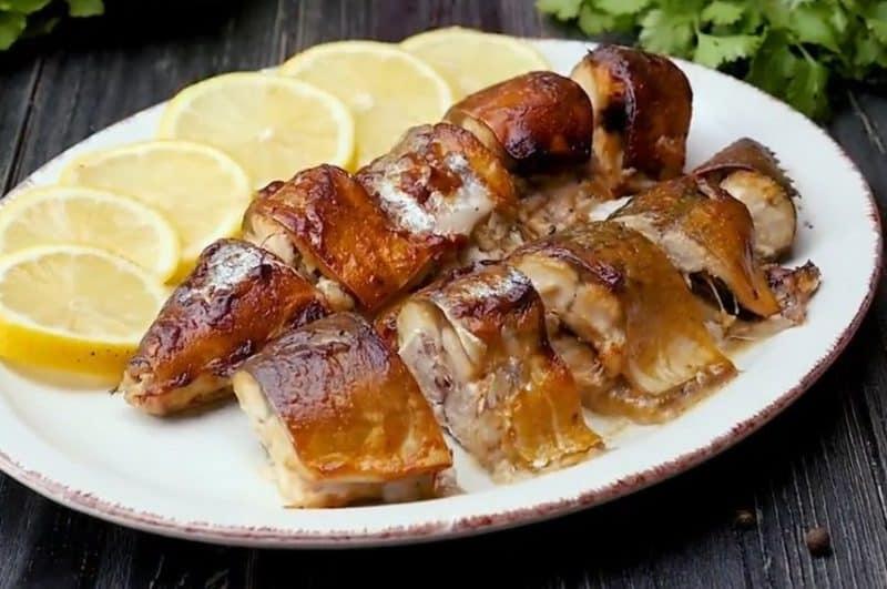 Рыбка в секретном маринаде. Этот рецепт я узнала недавно и теперь всегда готовлю рыбку только так! 2