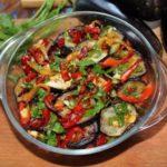 Салат из баклажан с секретиком. Баклажаны приобретают незабываемый вкус 10