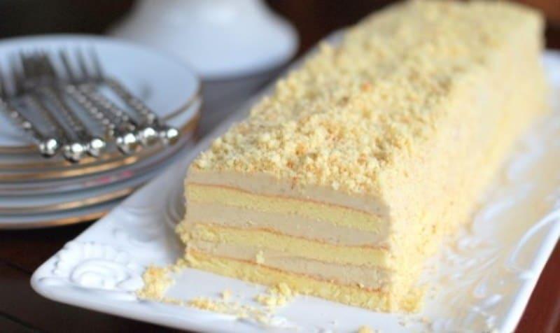 Торт Славянка. Лакомство с невероятно вкусным кремом