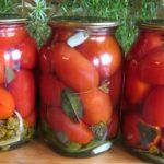 Помидоры По-царски. Очень вкусные и сочные помидорчики 11