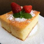 Творожный манник. Оригинальный сладкий и нежный десерт, который понравится как детям, так и взрослым 16
