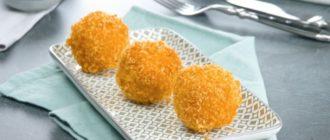 Жареные кубики из яйца. Яйцо в хрустящей панировке удивит вас своим вкусом 5