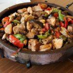 Куриное филе с грибами и овощами. Вкуснейшее блюдо для любого случая 10