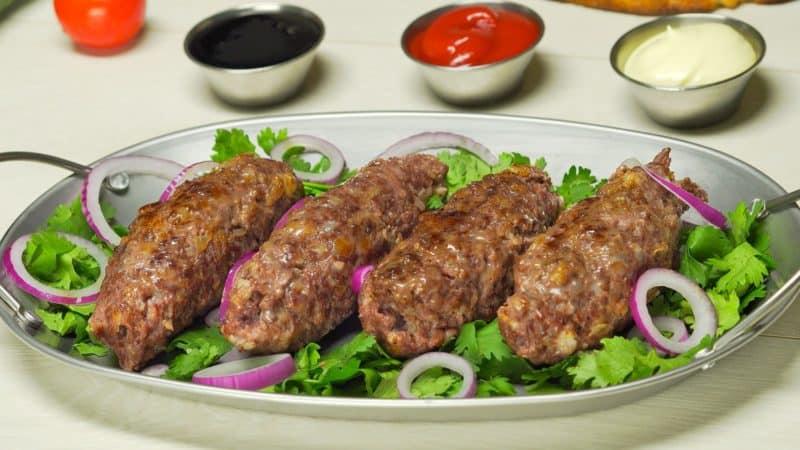 Люля-кебаб в домашних условиях. Секреты приготовления популярного блюда 1