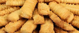 Песочное печенье из мясорубки. Нежное и рассыпчатое лакомство родом из СССР 7
