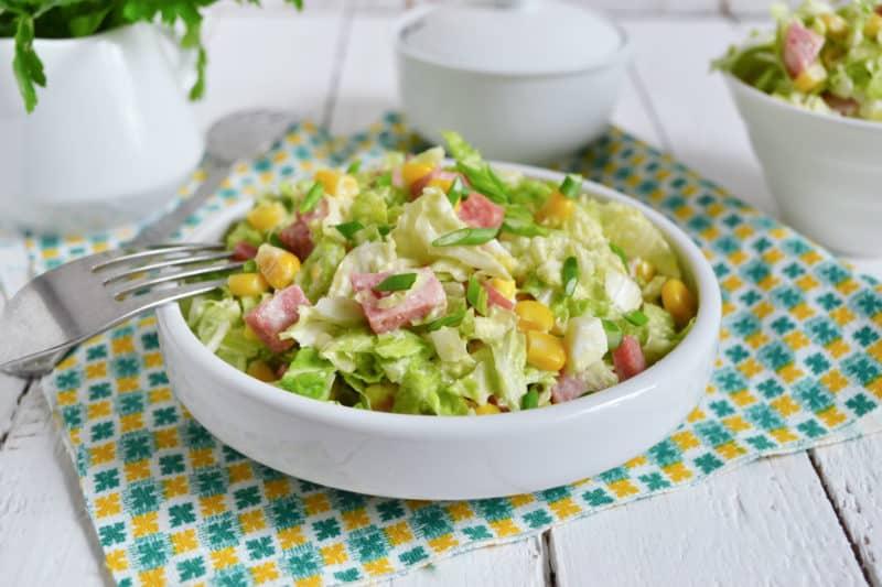Салат Совершенство. Изумительный салатик к празднику и не только 4